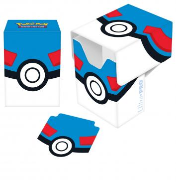 Great Ball Full View Deck Box for Pokémon