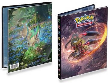 4-Pocket Portfolio for Pokémon SM5
