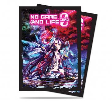 No Game No Life Zero Shuvi 65ct Deck Protector sleeve