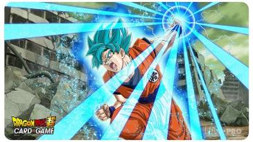 Dragon Ball Super Playmat - Super Saiyan Blue Son Goku