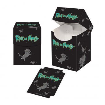 Rick and Morty V2 PRO 100+ Deck Box