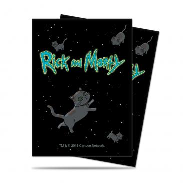 Rick and Morty V2 Deck Protector Sleeves 65ct