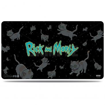 Rick and Morty A Rickle in Time Playmat