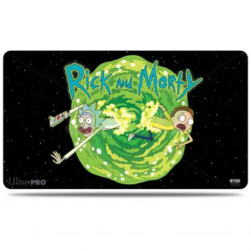 Rick and Morty Interdimensional Portal Playmat