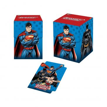 Justice League PRO 100+ Deck Box