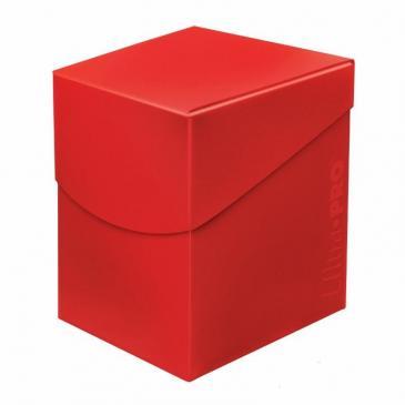 Eclipse PRO 100+ Apple Red Deck Box