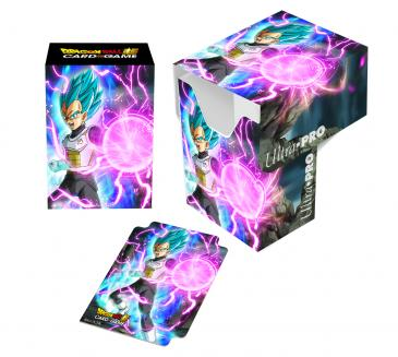 Dragon Ball Super Full-View Deck Box - God Charge Vegeta