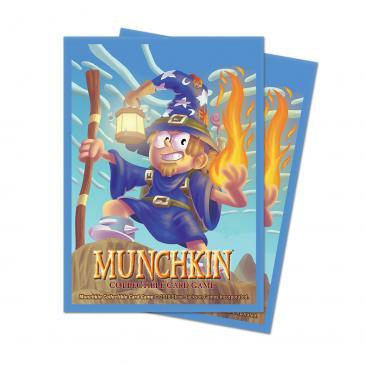 Munchkin CCG Deck Protector Standard sleeve 100ct Wizard