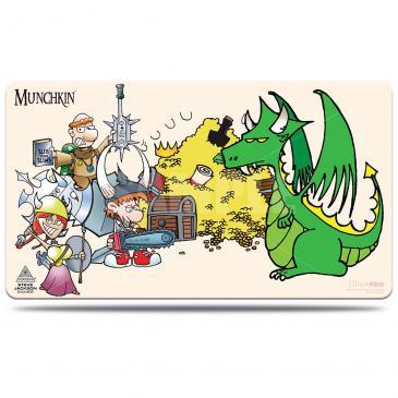 Munchkin Board Game Dragon Playmat Platinum Dragon