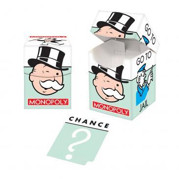 Monopoly Man PRO 100+ Deck Box