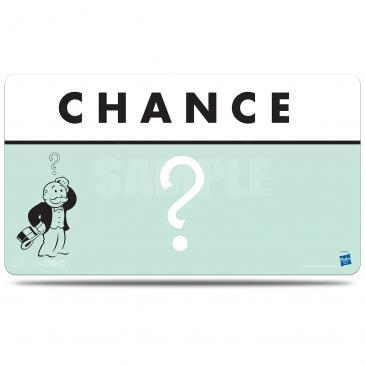 Monopoly Chance Playmat
