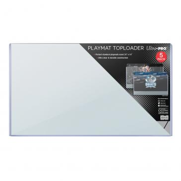 Playmat Toploader 5ct