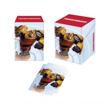 Transformers Bumblebee PRO 100+ Deck Box for Hasbro