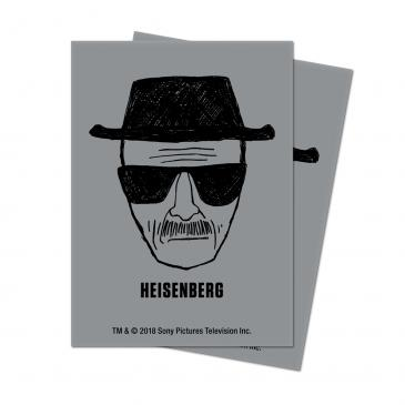 Breaking Bad Heisenberg Standard Size Deck Protectors 100ct