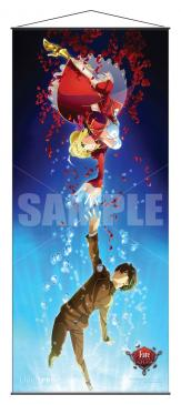 FATE Last Encore Saber and Hakuno Wall Scroll