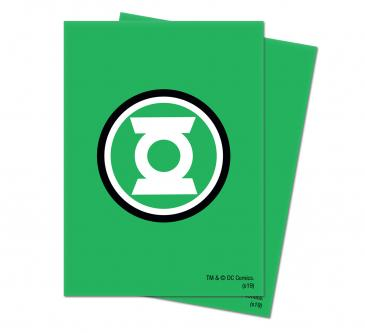 Justice League: Green Lantern Deck Protector Sleeves 65ct