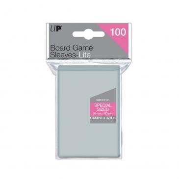 Lite Board Game Sleeves 54mm x 80mm 100ct