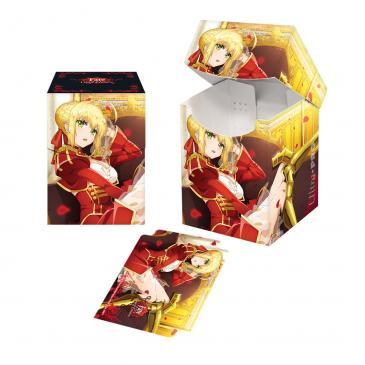 Fate Extra Nero PRO 100+ Deck Box