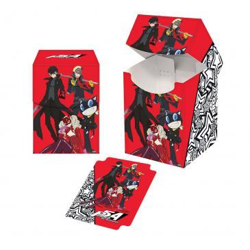 Persona 5: The Animation - The Phantom Thieves PRO 100+ Deck Box