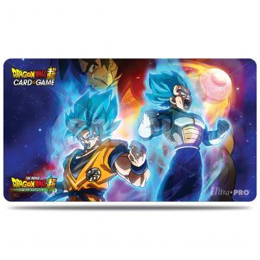 Dragon Ball Super Playmat Vegeta, Goku, and Broly