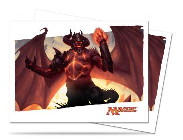 Battle For Zendikar Ob Nixilis Reignited Standard Deck Protector for Magic 80ct