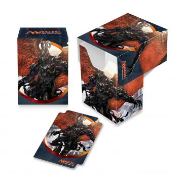 Aether Revolt Herald of Anguish Full-View Deck Box for Magic