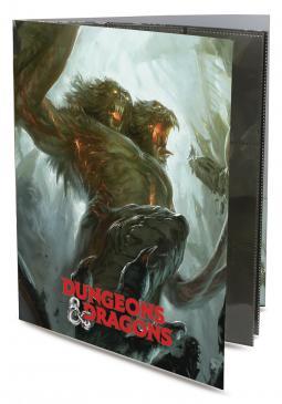 Dungeons & Dragons Character Folio - Demogorgon