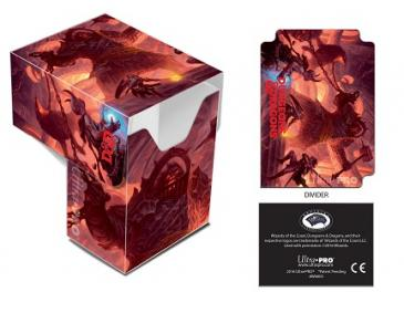 Dungeons & Dragons Fire Giant Full-View Deck Box