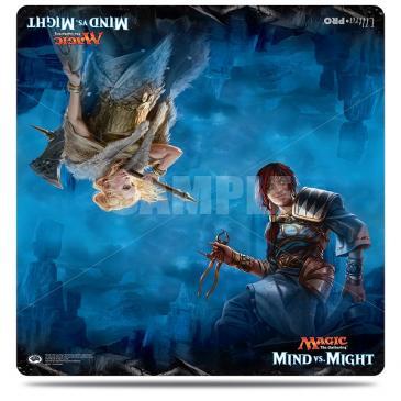 Duel Decks Mind Vs Might March 2017 24x24 Playmat for Magic