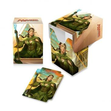 Amonkhet Full-View Deck Box - Nissa for Magic