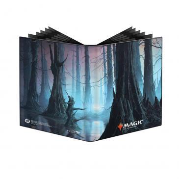 Unstable Lands Swamp Pro Binder For Magic 9 Pocket Ultra Pro