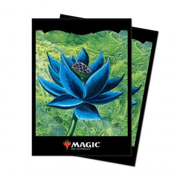 Black Lotus Standard Deck Protector sleeves 100ct for Magic: The Gathering
