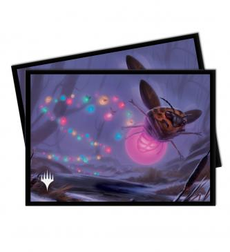 2018 Holiday Standard Deck Protector sleeves 100ct for Magic: The Gathering