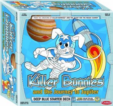 Killer Bunnies Jupiter Deep Blue Starter