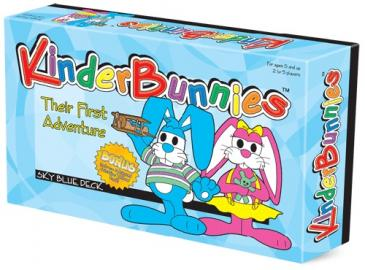 KinderBunnies: Their First Adventure
