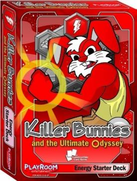 Killer Bunnies Odyssey Energy Starter Deck