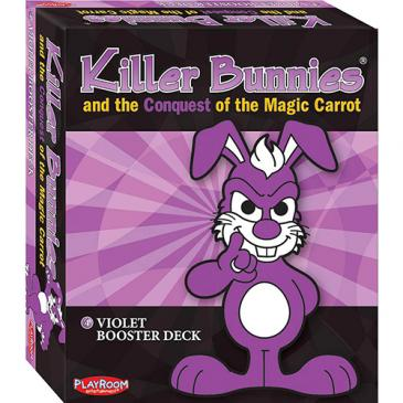 Killer Bunnies Conquest Violet Booster