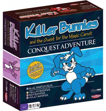 Killer Bunnies Conquest Adventure