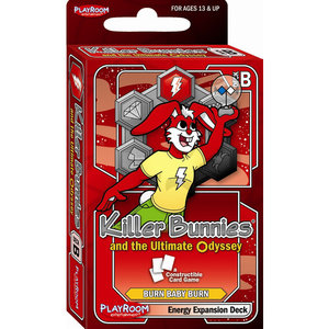 Killer Bunnies Odyssey Energy B Expansion
