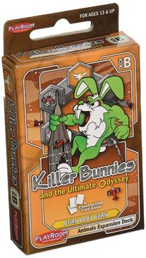 Killer Bunnies Odyssey Animals B Expansion