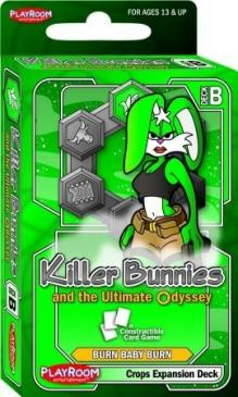Killer Bunnies Odyssey Crops B Expansion