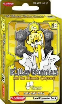 Killer Bunnies Odyssey Land B Expansion