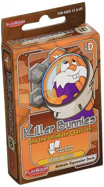 Killer Bunnies Odyssey Animals D Expansion