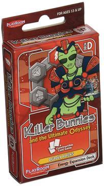 Killer Bunnies Odyssey Energy D Expansion