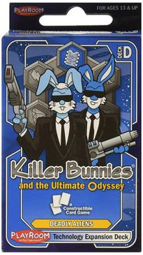 Killer Bunnies Odyssey Technology D Expansion