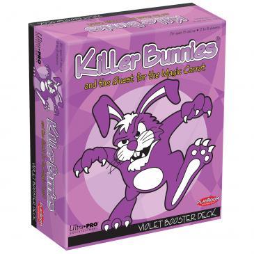 Killer Bunnies Quest Violet Booster
