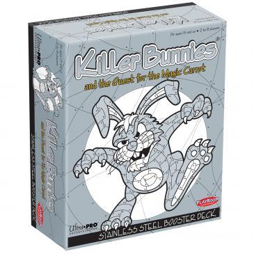 Killer Bunnies Quest Stainless Steel Booster