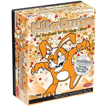 Killer Bunnies Quest Fantastic Booster