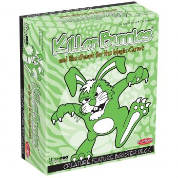 Killer Bunnies Quest Creature Feature Booster
