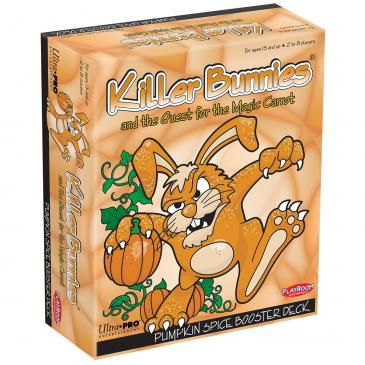 Killer Bunnies Quest Pumpkin Spice Booster